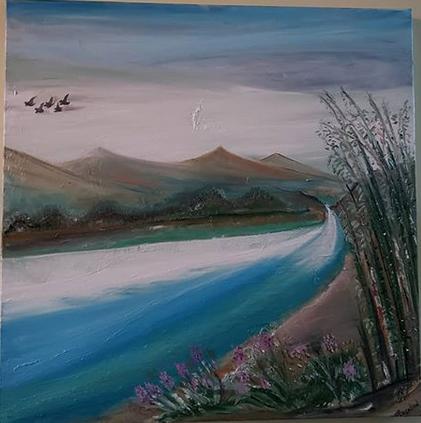 natural-river-landscape-rosalindarts